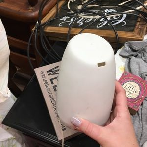 Barely used oil diffuser